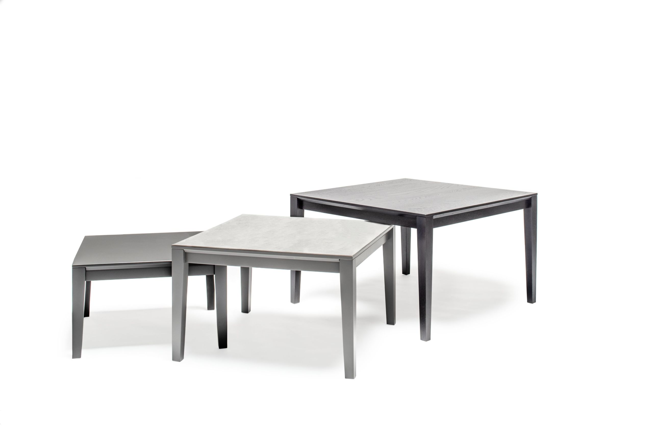 ARTAYO nesting tables SUDBROCK black grey sidetable coffee table