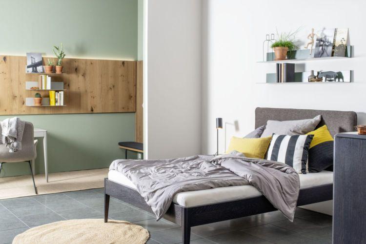 Schlafzimmer Urban Nature