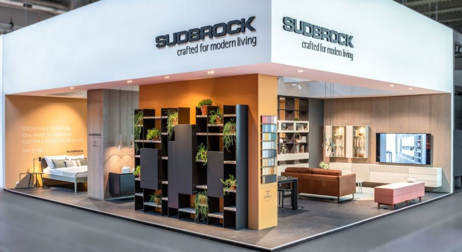Sudbrock Messe Mailand Salone del Mobile