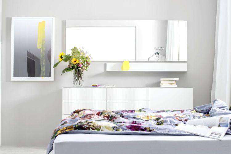 Schlafzimmer White Nights