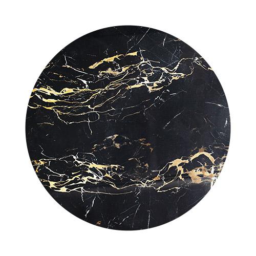 015 Keramik Marmor schwarz glänzend