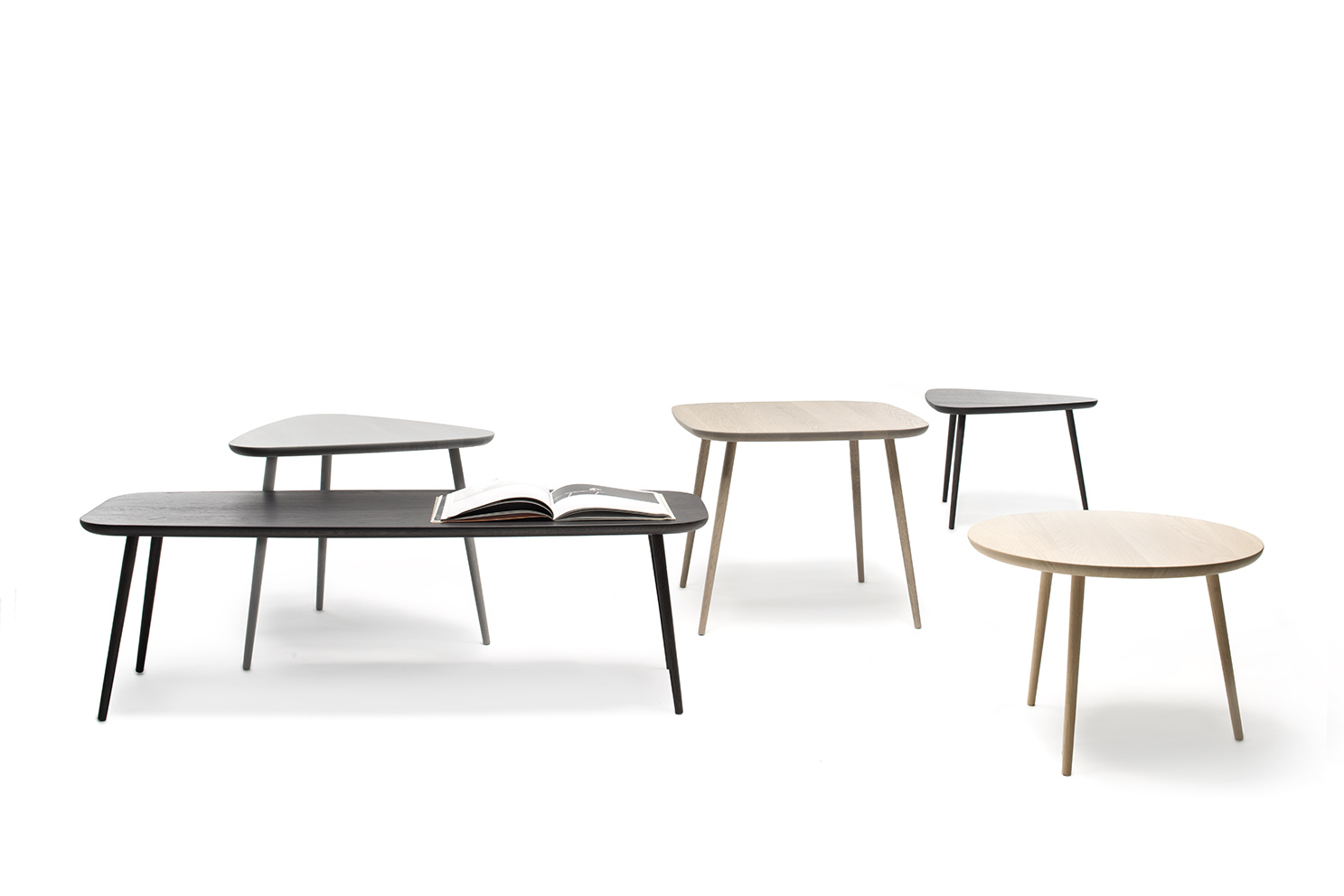 Sudbrock MELLINI coffee tables, side tables