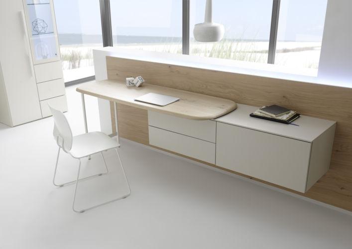 Schreibtisch MELLINI