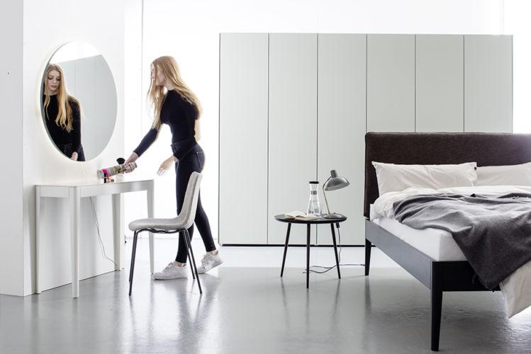 Schlafzimmer Inspiration Salbei