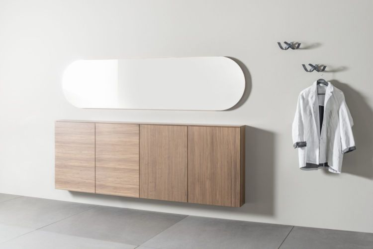 NEW: Fluted cabinet doors