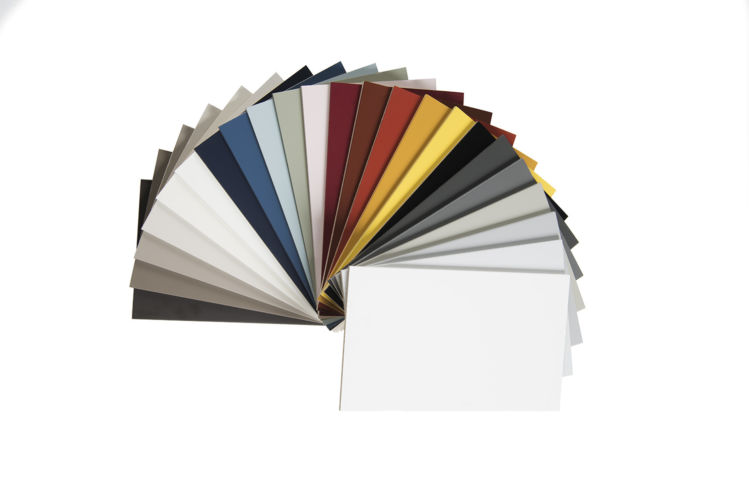 Farben & Oberflächen